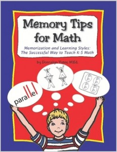 """Memory Tips for Math"" by D. Yates"