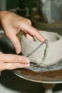 Pottery as a craft
