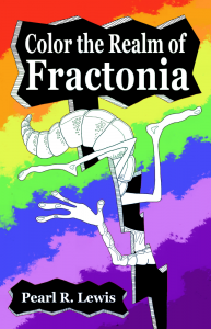 Color the Realm of Fractonia by Pearl R. Lewis