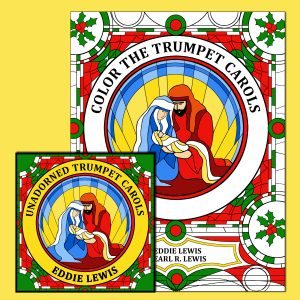 #colorthecarols - Color the Carols COMBO - Christmas music and coloring by Eddie and Pearl R. Lewis