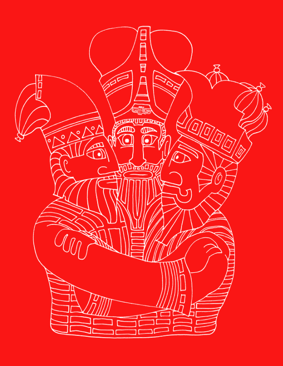 #colorthecarols - Wise Men from Color the Trumpet Carols
