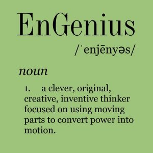 EnGenius Definition - www.DrPearlLewis.com