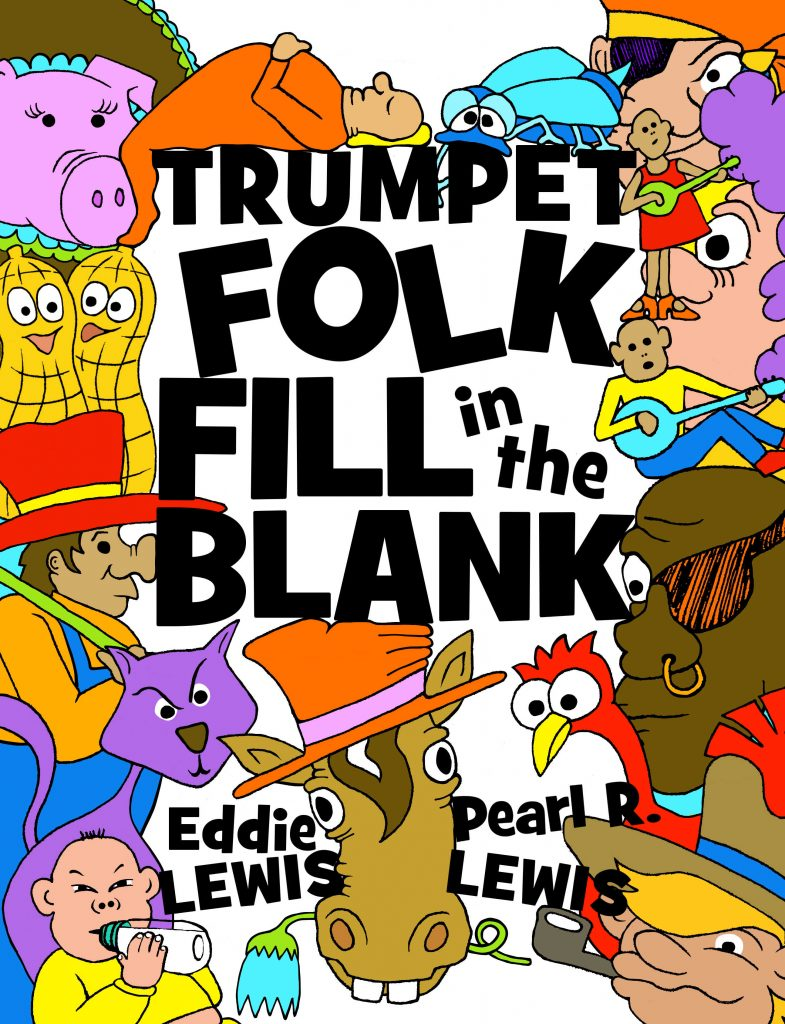 Trumpet FOLK Fill in the Blank is a multi-key, ear-training music book filled with traditional folk songs and engaging illustrations.